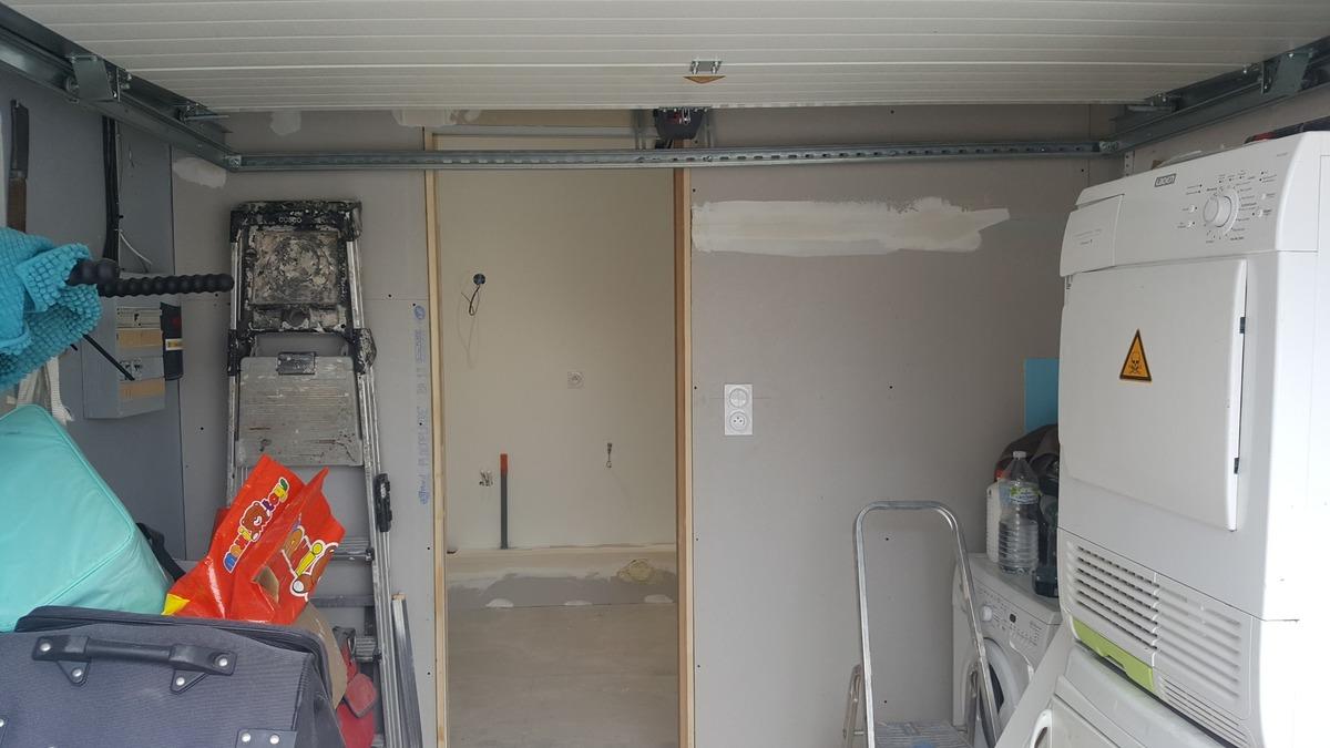 Aménagement garage