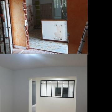 Rénovation de maison Tournefeuille